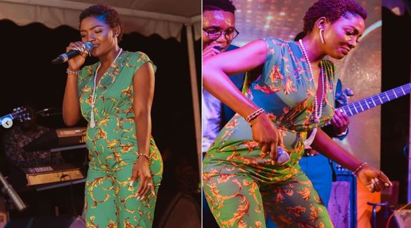"""""""Is Simi Pregnant?"""" – Check out the picture she posted on Instagram"""