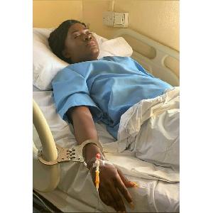 Popular Ghanaian actress, Fella Makafui allegedly suffers mental disorder after boyfriend dumped her