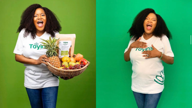 Toyin Abraham launches female fertility booster product
