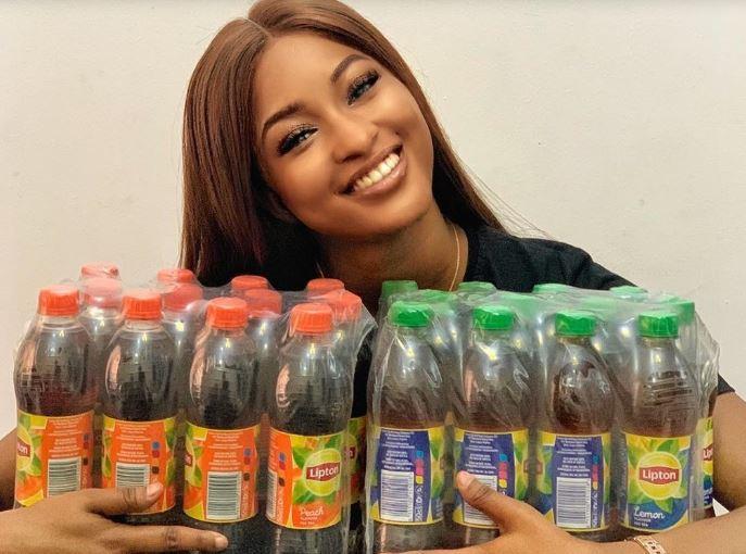 Kim Oprah bags endorsement deal with Lipton