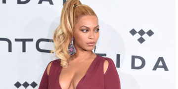 Beyoncé named second most beautiful woman in the world