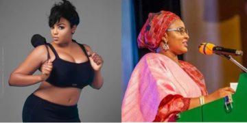 Nollywood actress Funke Adesiyan appointed as Aisha Buhari's aide