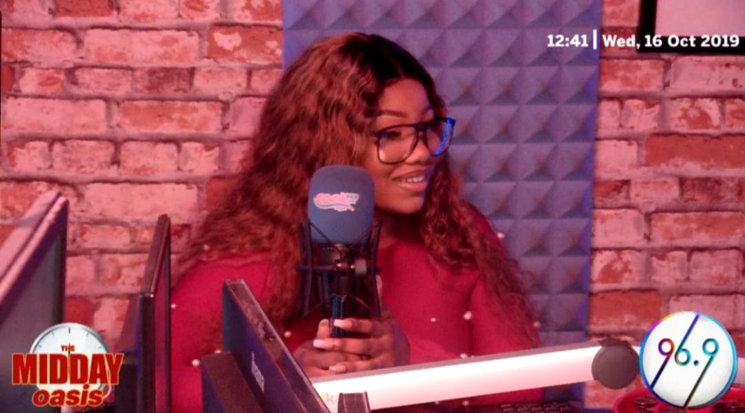 Tacha final talks about her body odour in COOL FM interview – This is what Tacha had to say (video)