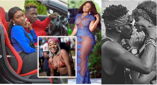 10 female celebrities Shatta Wale has allegedly dated