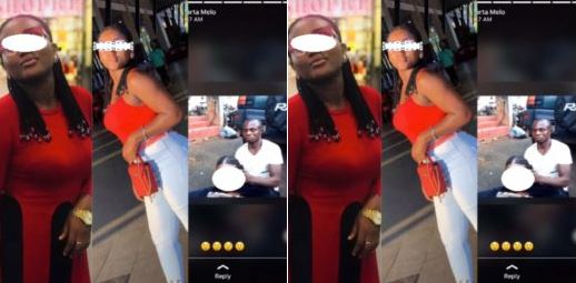 Man caught with a woman's severed head in a polythene bag