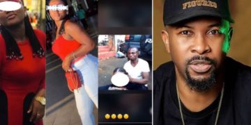 Ruggedman reacts after man was caught with fresh woman's head