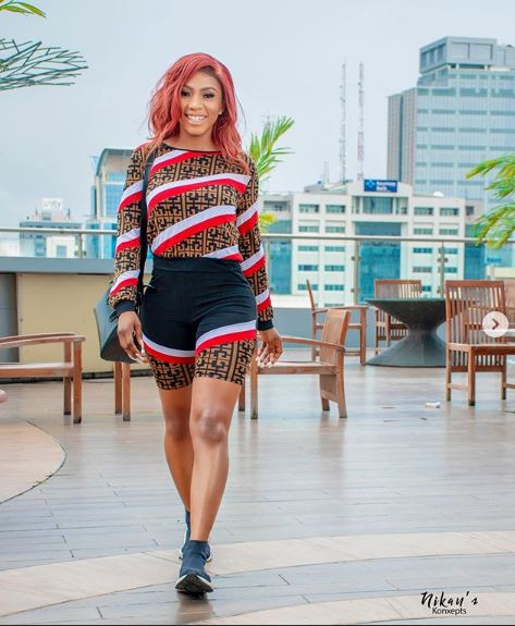 'Keep praying for me' - Mercy begs fans