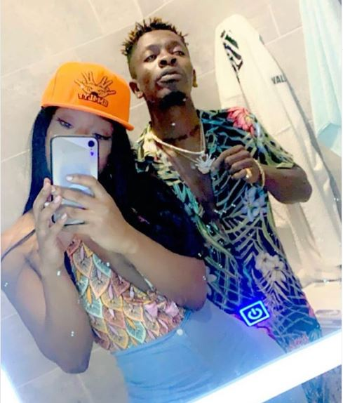 10 female celebrities Shatta Wale has allegedly dated - He is the Fela of his time (Photos)