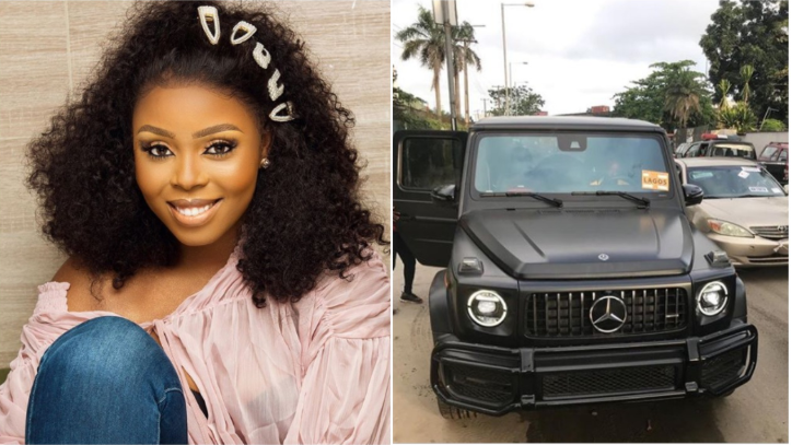 Hair Boss Mizwanneka Is The Proud Owner Of 2020 Mercedes Benz G-Class Worth Millions Of Naira