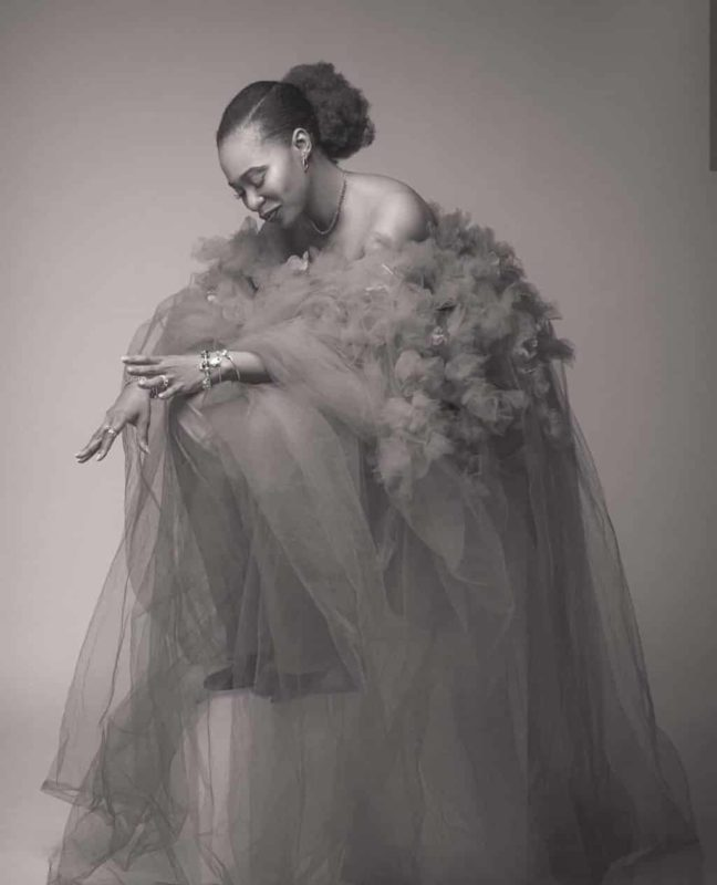 Actress Nse Ikpe-Etim shares breathtaking pictures as she turns 45 today