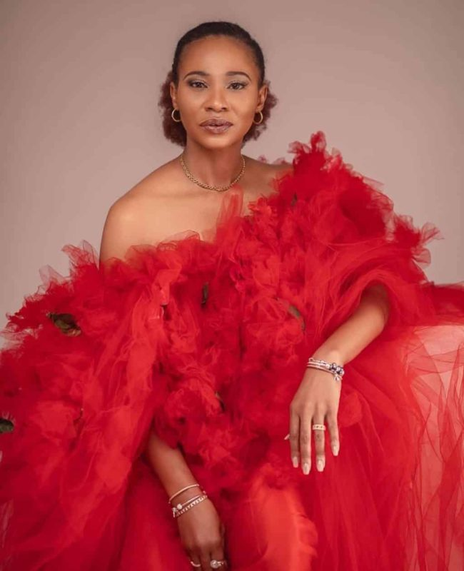 Nollywood actress, Pat Pat Ugwu releases beautiful new
