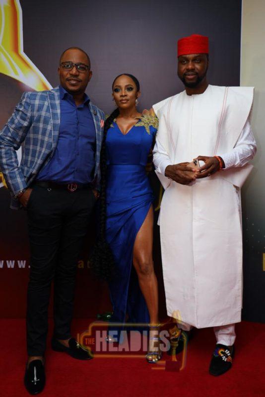 Headies awards 2019 red carpet