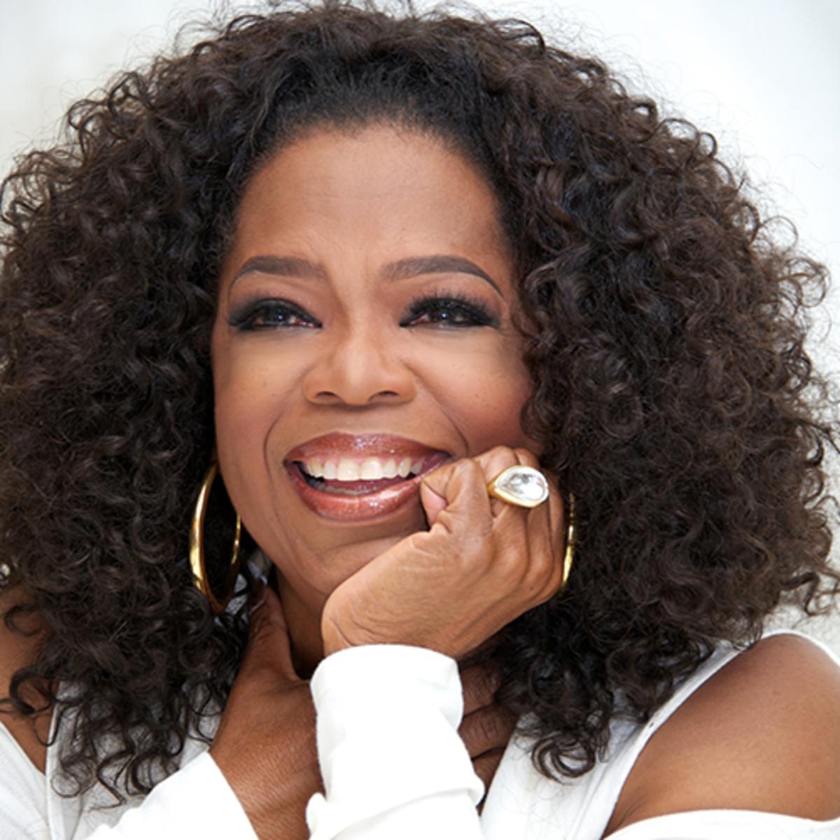 American Billionaire, Oprah Winfrey gifts Nigerian teenager a brand new iPhone 11
