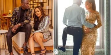 Wizkid's ex, Tania Omotayo celebrates one year wedding anniversary with husband
