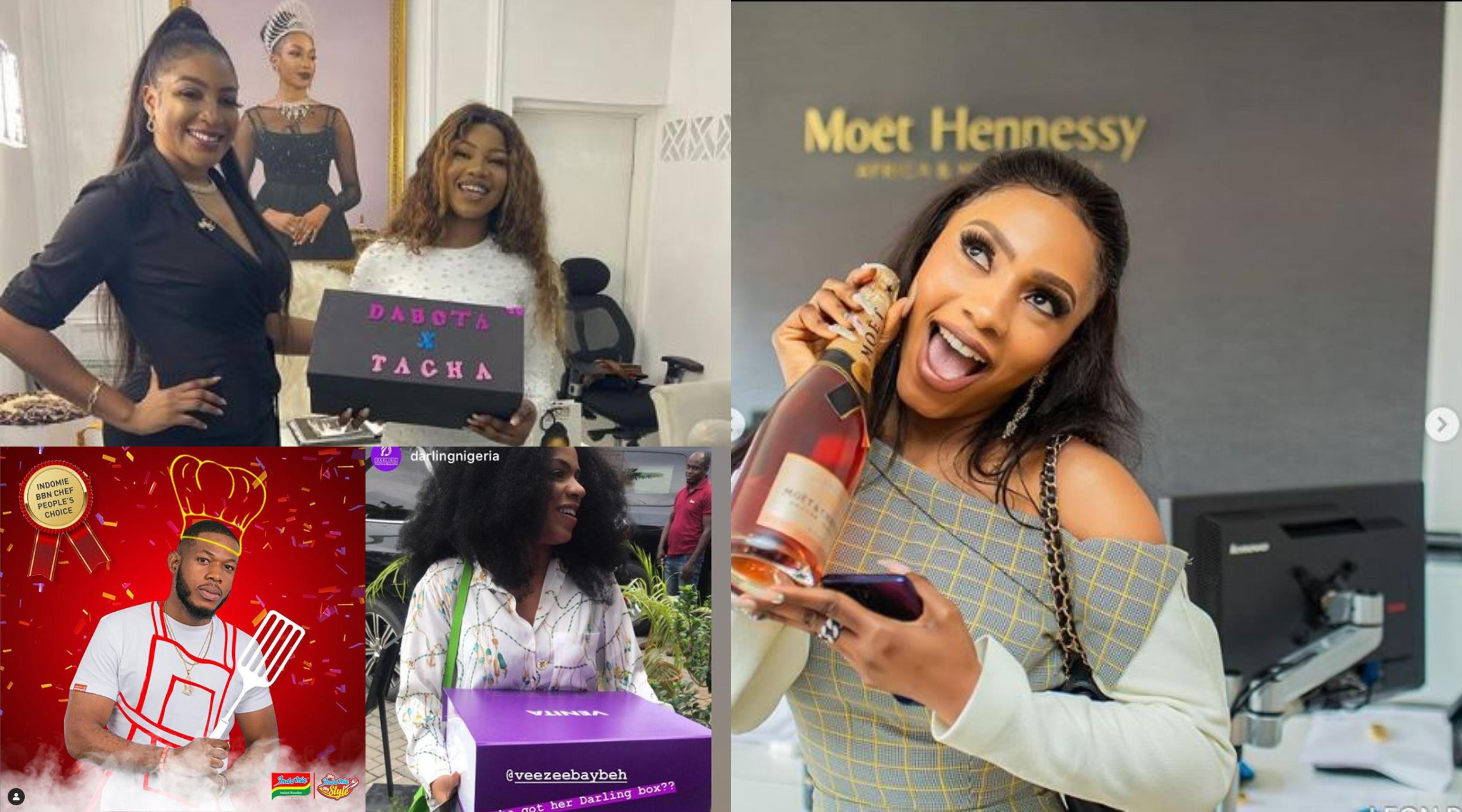 BBNaija 2019 housemates that have landed ambassadorial deals - Mercy and Venita got the juiciest of them all (Pics)