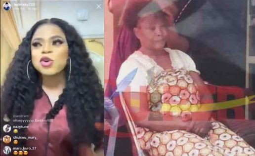 Bobrisky shares shocking childhood story, reveals how his mom turned him into a 'Girl' as a child (Video)