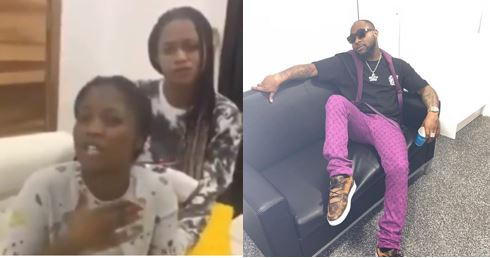 Find Lady who called me out for impregnating her sister, get N1million – Davido