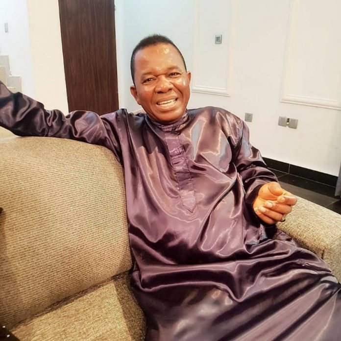 I am the most handsome actor alive – Chiwetalu Agu brags