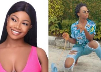 """""""Diane punched me on the eye but Biggie did nothing about it"""" – Tacha reveals (video)"""