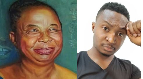 Comedian FunnyBone loses his mother