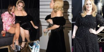 Singer Adele shocks the world with incredible weight loss at Drake's birthday party (Photos)