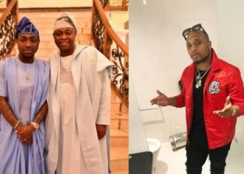 Davido's father is not expecting baby, but he is expecting a new grandson
