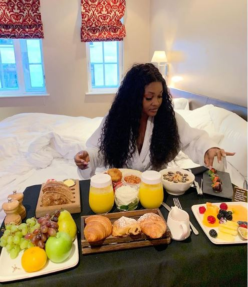 Bedroom Picture Of Actress Mercy Aigbe That Got People Talking