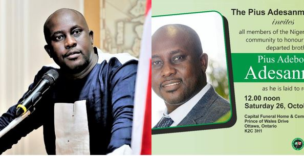 Pius Adesanmi, who died in Ethiopian airline plane crash, to be laid to rest today October 26th
