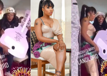 BBNaija's Mercy becomes a landlord, buys new home from Victoria Crest Homes