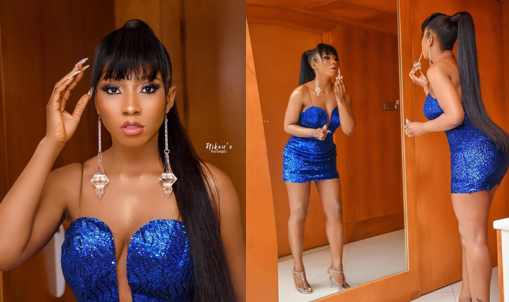 'I will give 20 lucky fans N100k every week, starting from tonight' - Mercy appreciates her fans