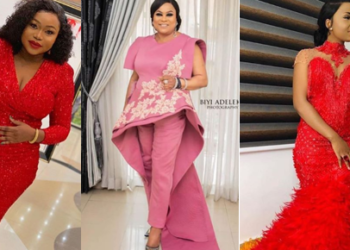 How your favorite Nigerian celebrities stepped out for the AMAA Awards last night (Photos)