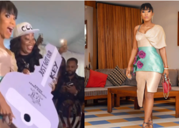 I stepped out of the house as a tenant and returned as a house owner – Mercy Eke