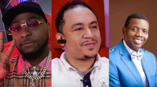 Davido's prayer is far better than Adeboye's prayer – Daddy Freeze