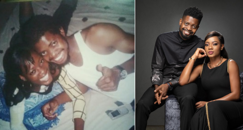 'I changed your life, you were an ugly Ajegunle boy when I met you' - Basketmouth's wife, Elsie (Video)
