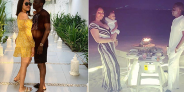 Tania Omotayo shares photos and videos from her husband's birthday getaway in Paradise Island, Bahamas