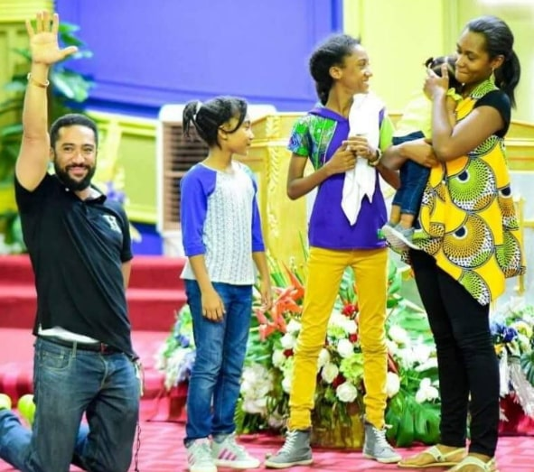 Majid Michel Family Life: Wife, Children, Parents, Siblings & Other Interesting Facts