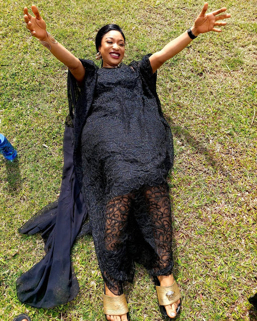 Tonto Dikeh Reveals Why She Hated Her Former Mother In Law