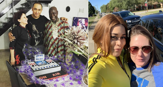 10 Famous Nigerian Celebrities who are of mixed race (With Pictures)