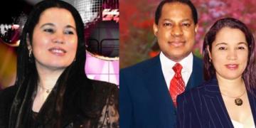Anita Ebodaghe, Pastor Chris Oyakhilome's divorced wife, remarries