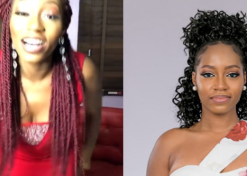 Khafi displays lovely dance steps as she anticipates her 30th birthday (video)