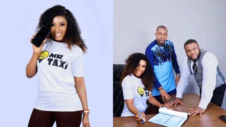 Mercy signs new endorsement deal with Mr Taxi ()
