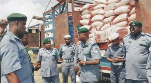 Nigerians are eating expired rice – Customs boss