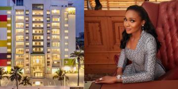 Mike Adenuga's daughter Bella Adenuga Disu completes multi-million Naira housing project in Ikoyi (Photos)