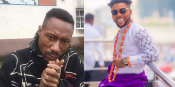 Oritsefemi responds to claims of him abandoning his late former band mate, Chi Jungulist