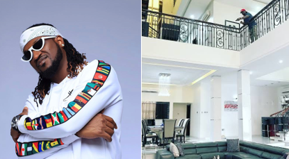 Paul Okoye says he is currently building 3 mansions, reveals their locations (Photo)