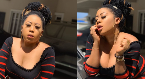 No man has ever used and dumped me - Actress, Moyo Lawal
