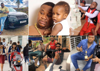All you need to know about Cubana Chief Priest - Real Name, Net worth, friendship with Davido & more (Pics)