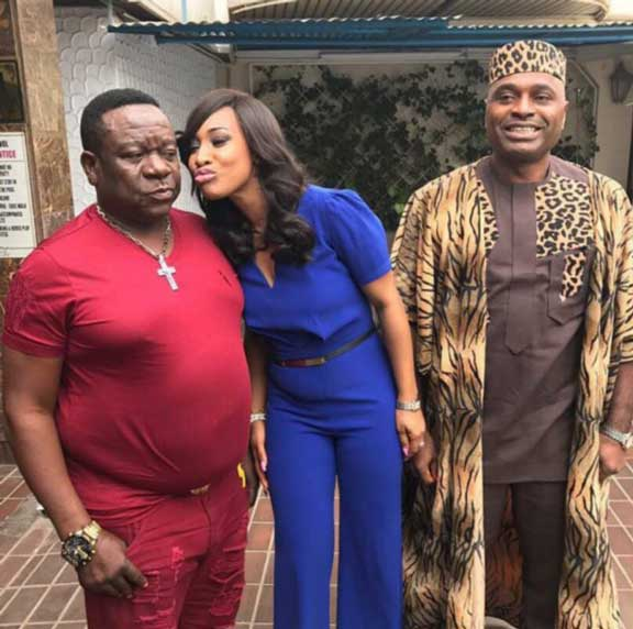5 Nigerian celebrities who are rumored to have mouth Odor 5