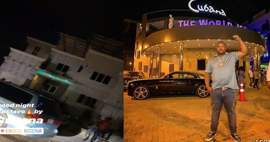 Cubana Chief Priest set to open his 8th Cubana Club in Enugu