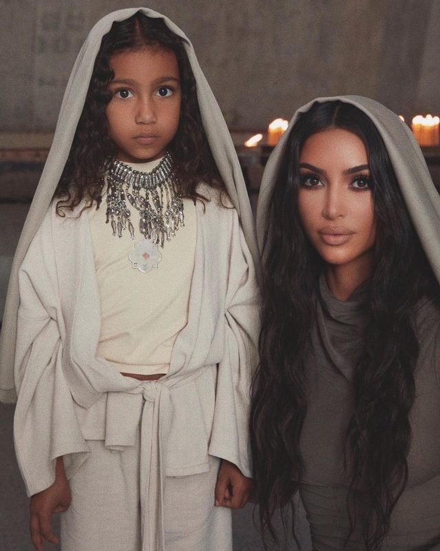 I got baptized and compromised because of my husband - Kim Kardashian reveals (Video)